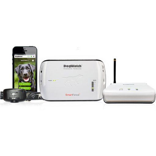 Dogwatch® Smart Fence®  láthatatlan elektromos kutyakerítés